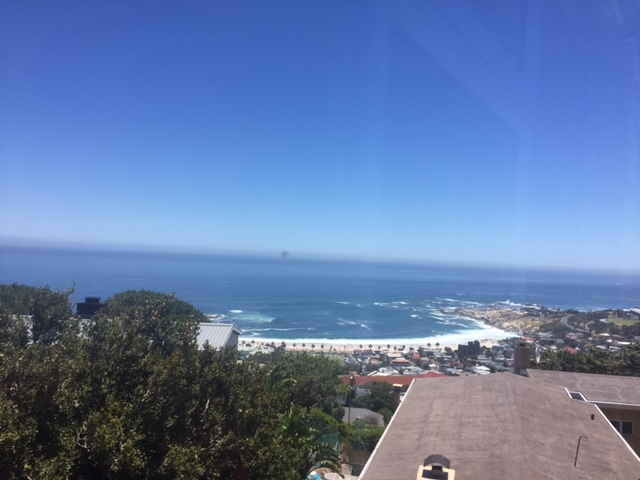 unfurnished two bedrooms,camps bay
