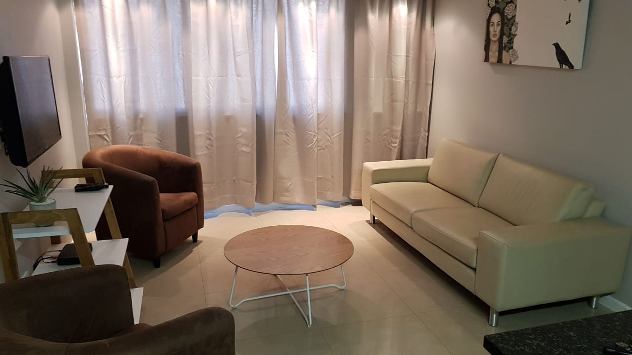 furnished one bedroom
